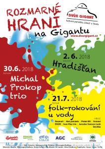 Plakat Gigant 2018