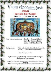 Advent 2018 - plakát